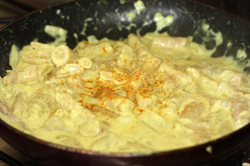 Salsifis au lait de coco et curry recette de salsifis au - Cuisiner avec l huile de coco ...